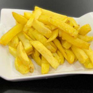 Patatas fritas jama fusión